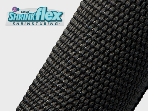 Gaine en Tissu Thermorétractable Shrinkflex® 2:1 Fabric